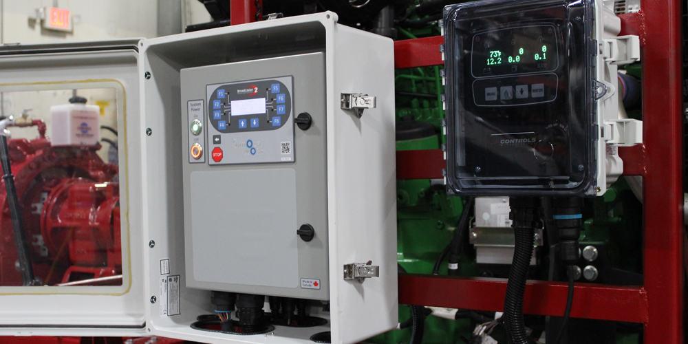 Broadcaster 2 Engine Control System