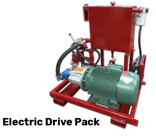 Electric Drive Pack