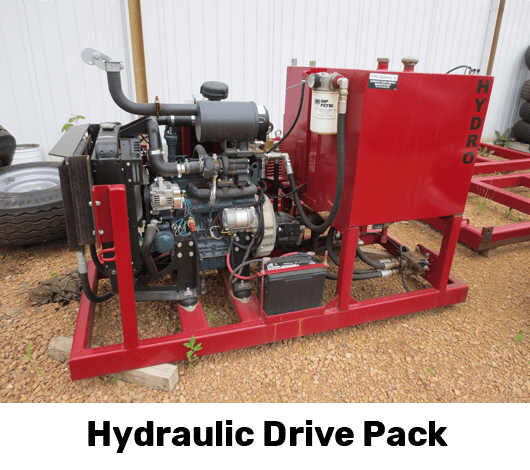 Hydraulic Drive Pack
