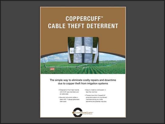copper cuff brochure
