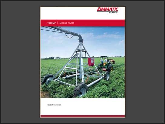 Zimmatic 9500MP Pivot Brochure