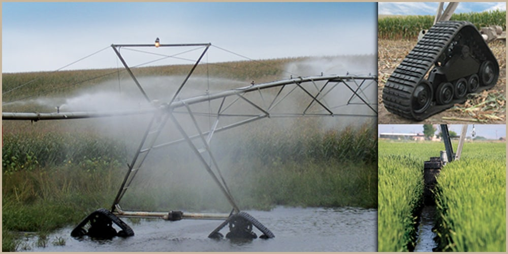 Center Pivot Tracking Solutions