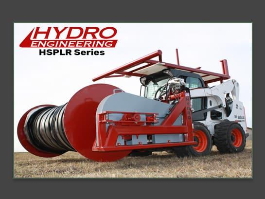 Hydro Engineering Bobcat Layflat Hose Deployer