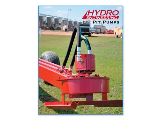 Hydro Engineering Pit Pumps
