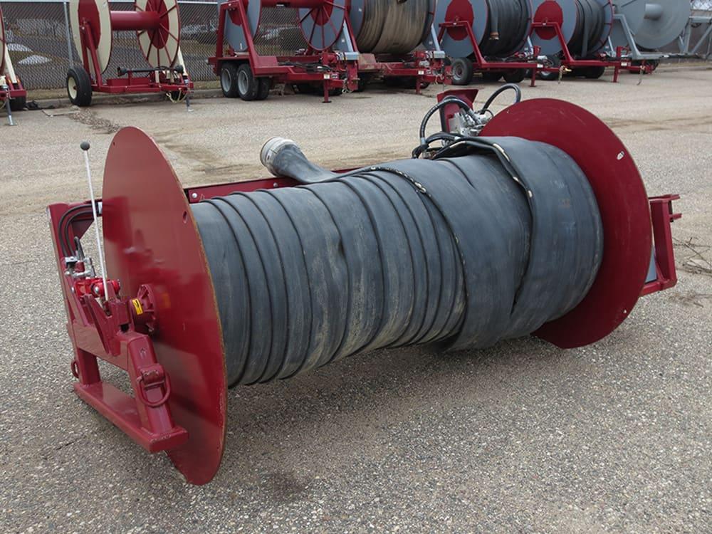 hydro engineering hr3f bobcat spooler