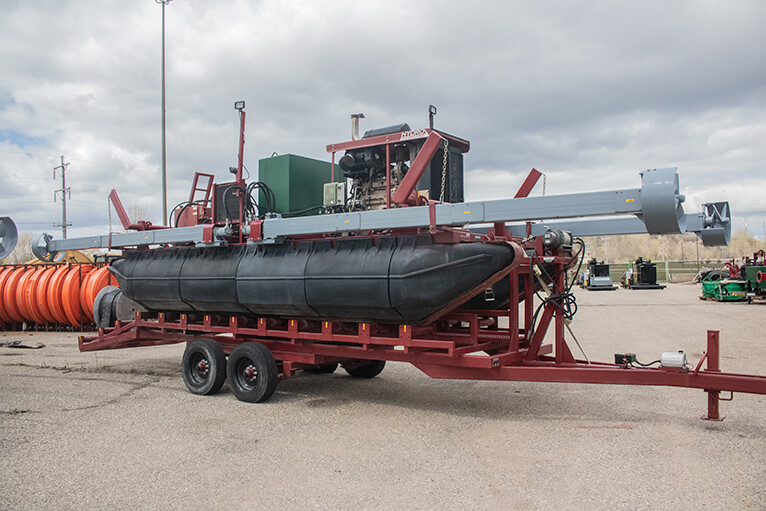 Hydro Engineering Liquid Manure Agitation Boat