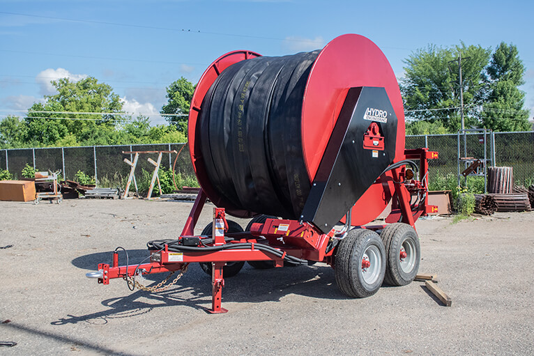 Hydro Engineering HR8F Layflat Hose Reel