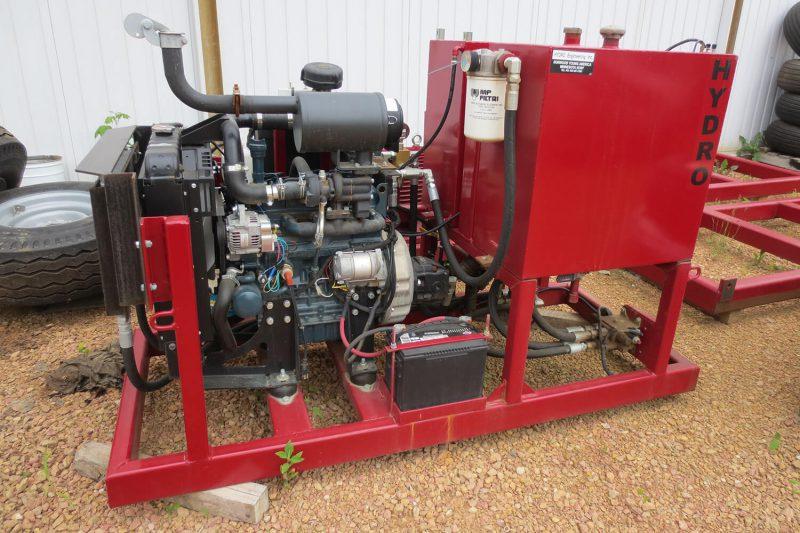 Hydro Engineering Hydraulic Power Pack