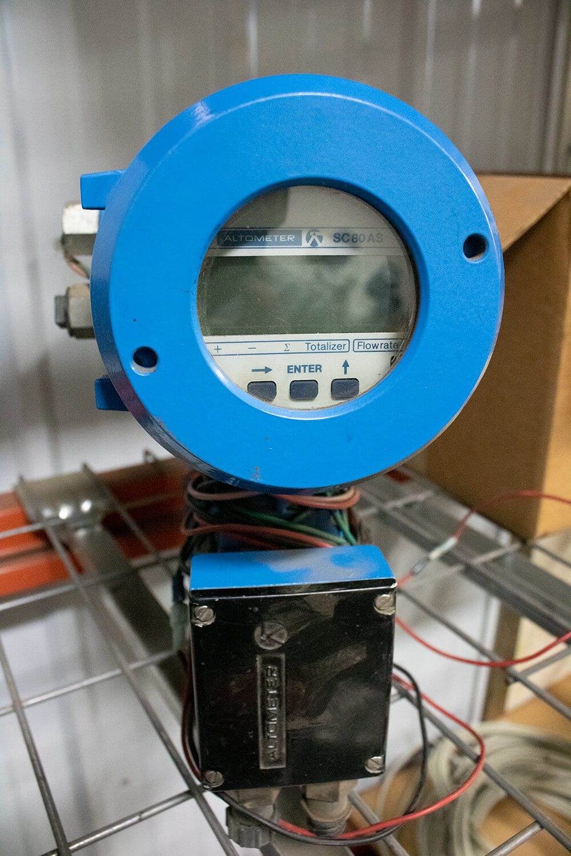 SC80 AS Krohne Meter